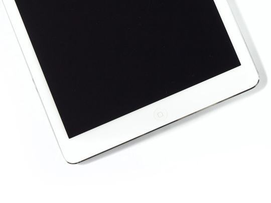 Broken iPad Buttons