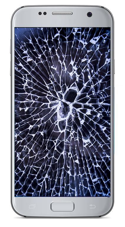 Broken Android Screen