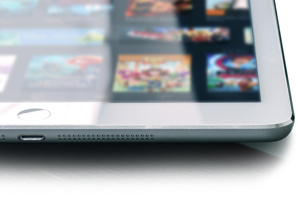 iPad Ports